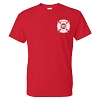 Red Friday Short Sleeve T-Shirt