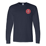Gildan - DryBlend 50/50 Poly/Cotton Long Sleeve T-Shirt - FF/PM