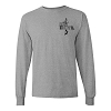 Gildan - DryBlend 50/50 Poly/Cotton Long Sleeve T-Shirt - CART