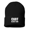 12 Inch Solid Knit Cap - CART